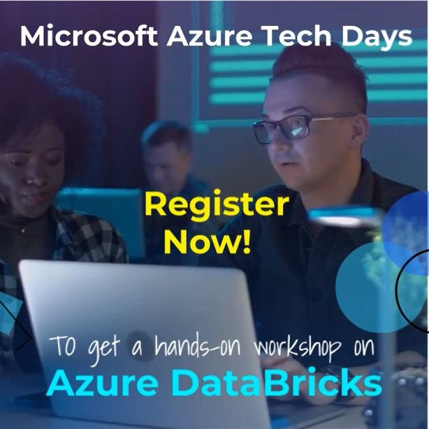 Azure Tech Days - Data & Artificial Intelligence