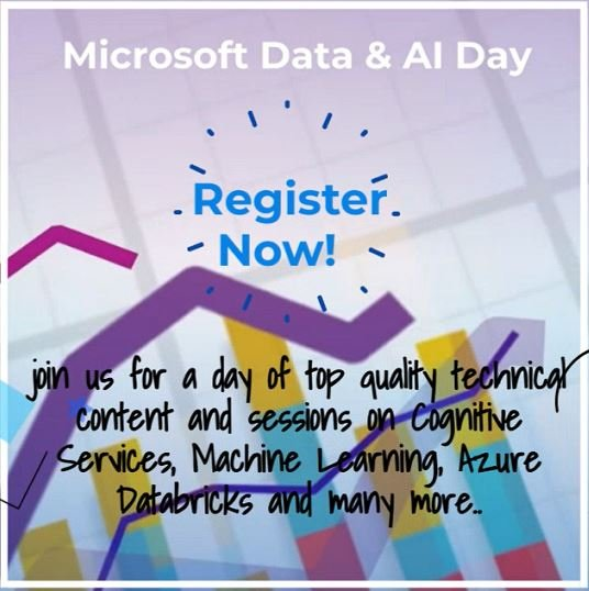 MS Data and AI day