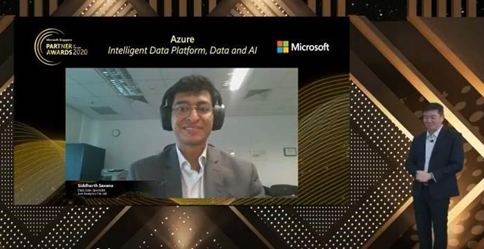 Microsoft Partner of the Year Awards 2020 Azure