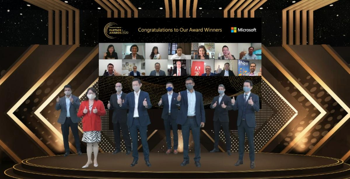 microsoft-singapore-partner-awards-2020-group-photo
