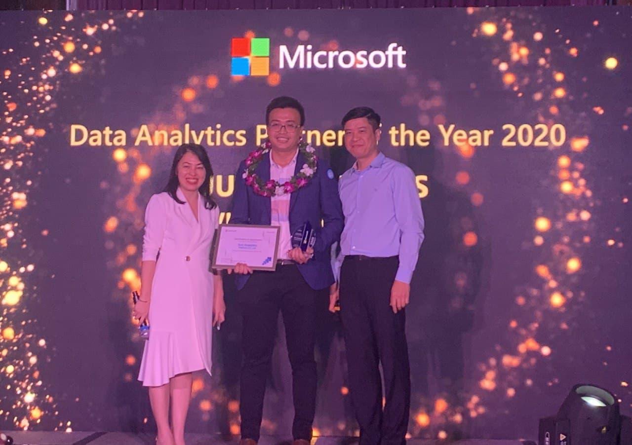 Data Analytics Partner of the Year