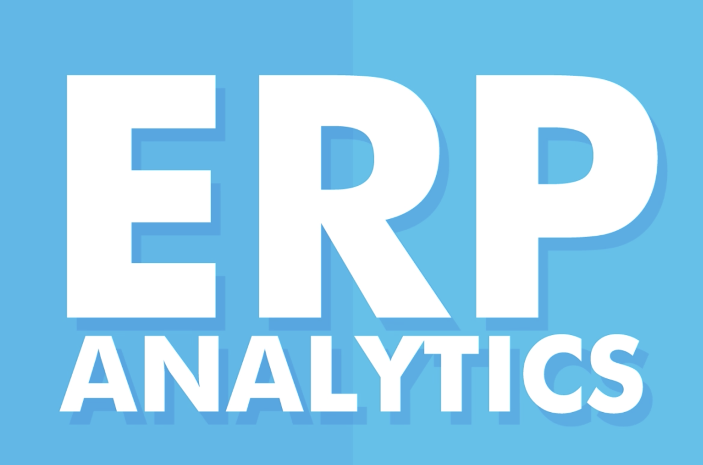 If Your ERP System Already Provides Reports, Do You Still Need An Analytics Solution?